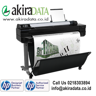 Plotter HP Designjet T520 24in