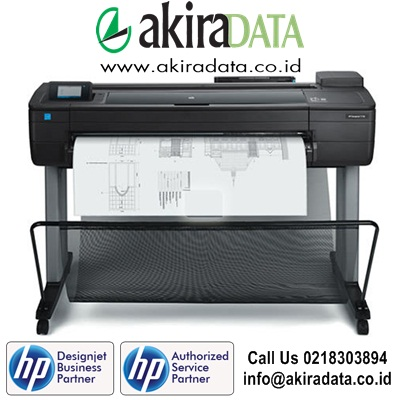 Plotter HP Designjet T730 36 In A0